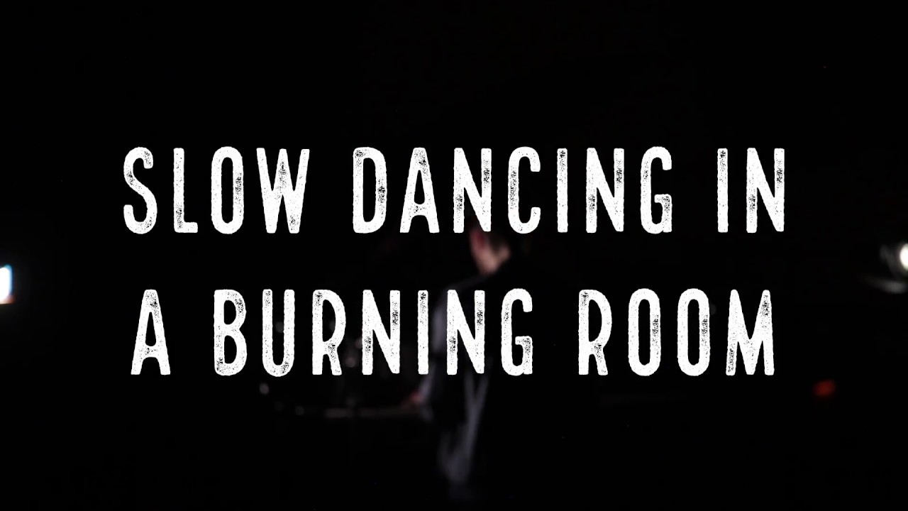 Sam Mooney  Slow Dancing in a Burning Room John Mayer