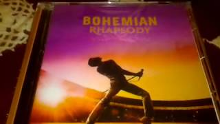 Bohemian Rhapsody - The Original Soundtrack Unboxing CD