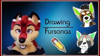 Drawing Your Fursonas!