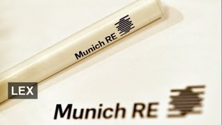 Brighter outlook from Munich Re