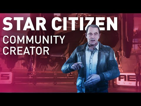 Star Citizen ✪ Deutsche Community Creator [German/Deutsch]