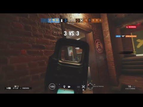 Rainbow six siege | Mnk/Controller Gunner | Diamond | Xim Apex