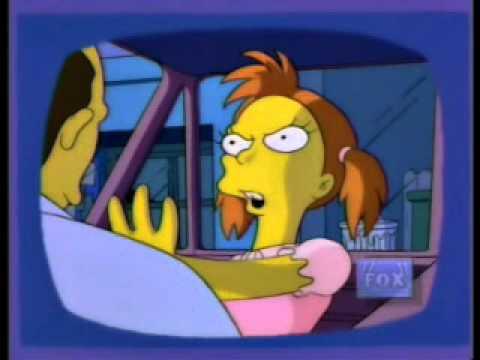 Homer Simpson Gentle Ben