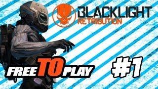 Blacklight Retribution - Gameplay Español | Free to play [Parte 1]