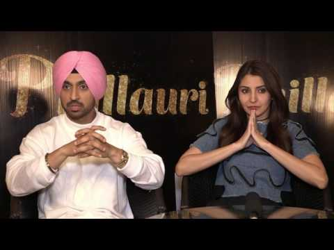 Exclusive Phillauri Interview- Anushka Sharma Diljit Dosanjh
