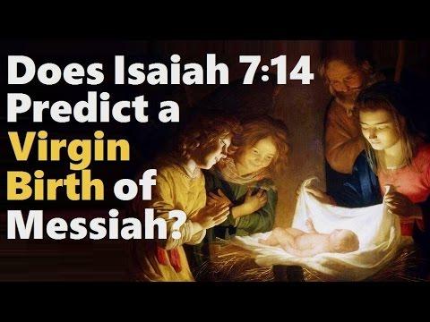 DOES ISAIAH 7:14 PREDICT MESSIAH