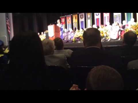 Hofstra University 2014 Latin Honors Convocation