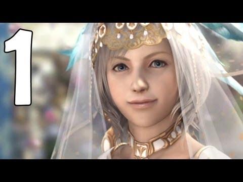 Final Fantasy XII Movie Version - Part 1 - Princess Ashe's Wedding (1080p)