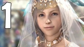 Final Fantasy XII Movie Version - Part 1 - Princess Ashe