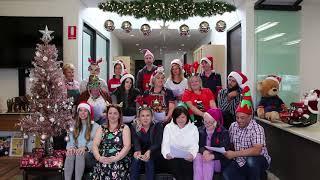 OLOP Staff Christmas video 2020