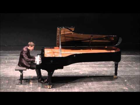 Claude Debussy, Préludes (premier livre), VI. Des pas sur la neige: Triste et lent