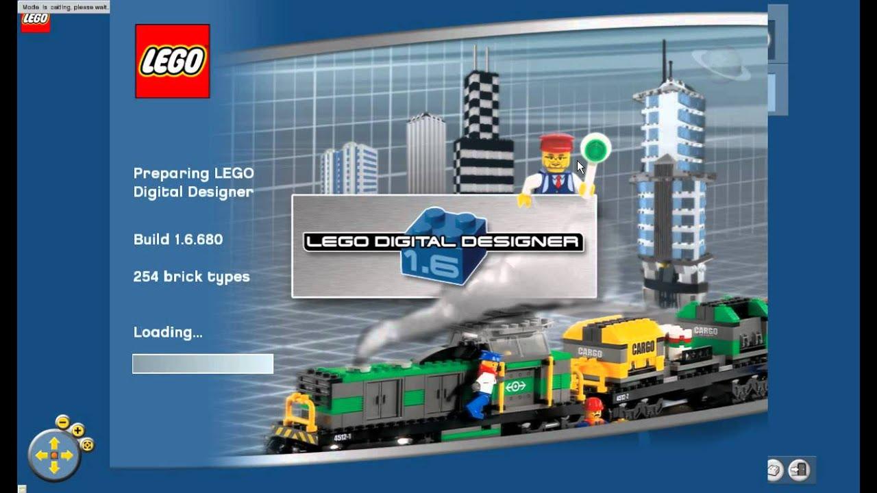 Download Lego Digital Designer