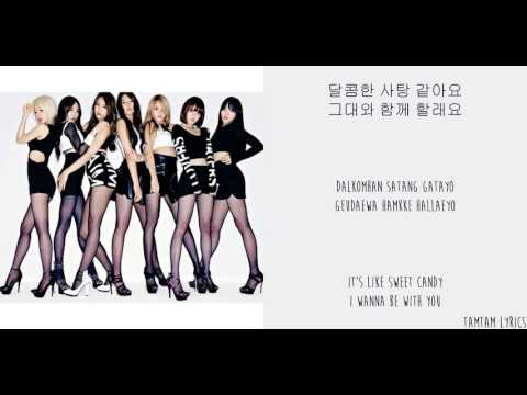 AOA (Intro) - AOA Lyrics [Han,Rom,Eng]