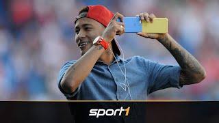 Neymar schickt Klartext-SMS an PSG-Boss | SPORT1 - DER TAG