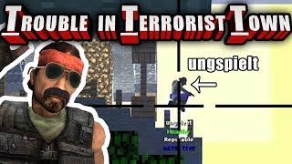 Deine Zeit ist abgelaufen! ! | Trouble in Terrorist Town - TTT | Zombey