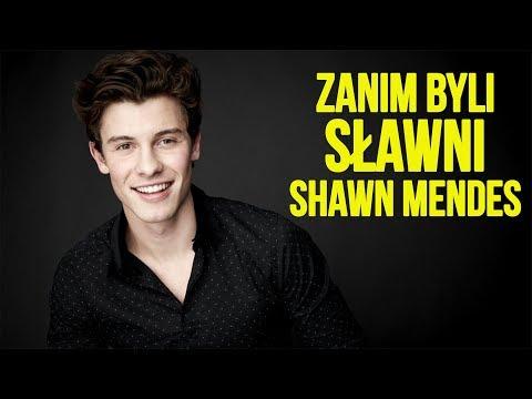 Zanim byli sławni   Shawn Mendes