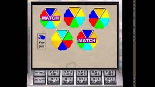Masque Slots PC 2000 Gameplay