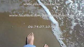L'Atlantique et la Méditerranée, chanson extraite de l'album d'Ode Desfonds, AILLEURS, mars 2015