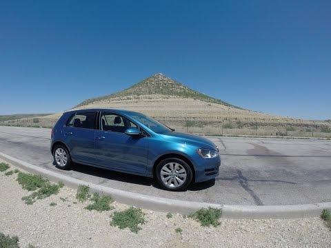 2015 VW Golf 2.0 TDI MPG Dare: Austin to El Paso on 1 Tank of Diesel Fuel?