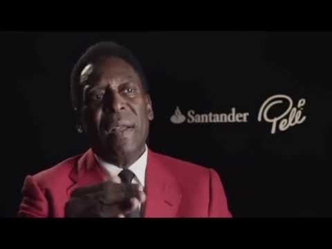 "Pelé interview in June 2013 (in Spanish): ""Zidane and Zico were the most similar players to me"""