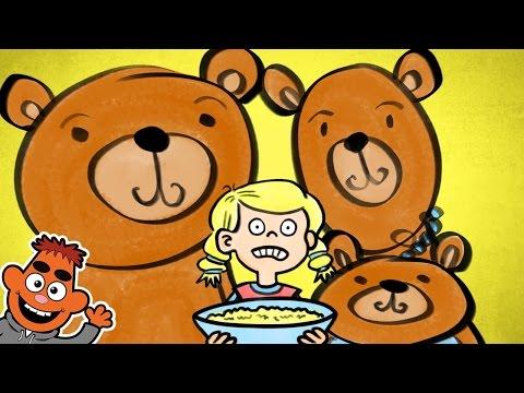 Goldilocks and the 3 Bears  Song for Kids  Pancake Manor