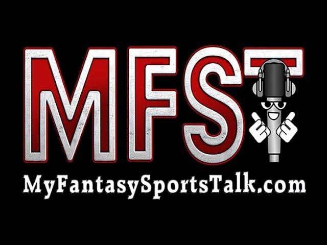 My Fantasy Podcast- May 1st Show