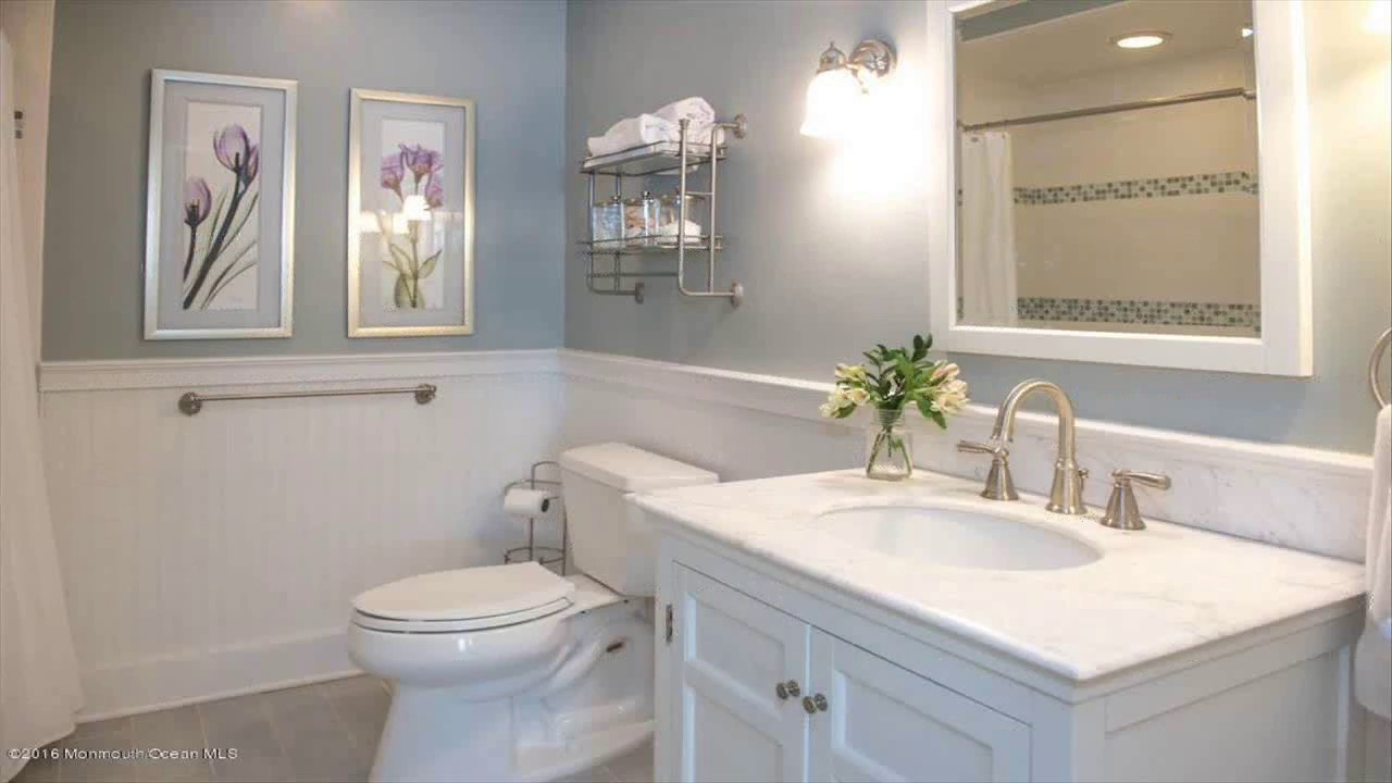 Bathroom ideas using wainscoting youtube - Bathroom remodel ideas with wainscoting ...