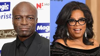 Seal Clarifies For His Controversial Oprah Winfrey Post Kissing Harvey Weinstein