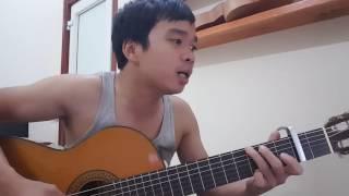 Về đi em ( guitar cover)