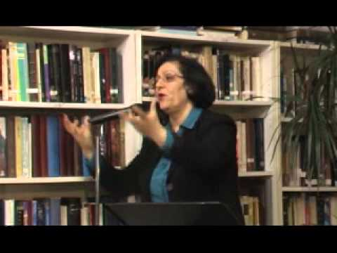 Mina Ahadi's Speech In Montreal in Nima Library against Execution on March 15,2014