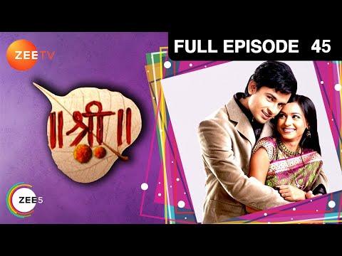 EP - 45 - Shree श्री -  Strange Ghost Story - Hindi Tv Serial - Aruna Irani , Veebha Anand | Zee TV
