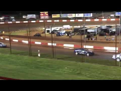 Dixie speedway way scoin xB racing