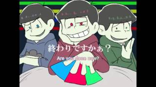 [OSOMATSU-SAN] Punishment Game (ENG Sub)