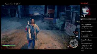 Days Gone Blind Play Part 28