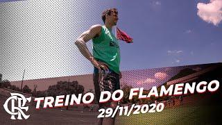 TREINO DO FLAMENGO - Confira o treino do Mengão deste domingo (29)    FlaTV