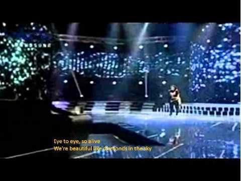 fatin s. lubis - diamond + lyric