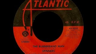 The Spinners ~ Rubberband Man 1976 Disco Purrfection Version