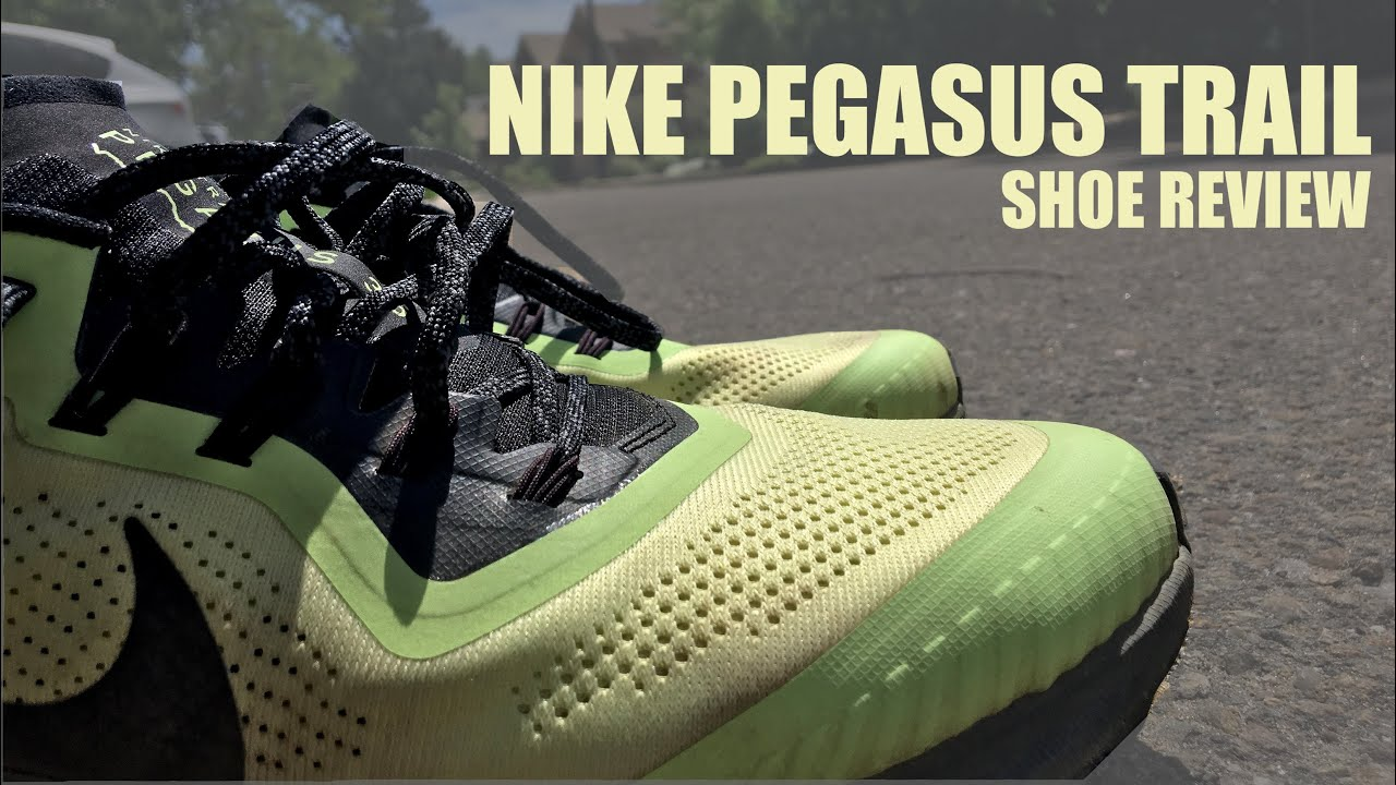 NIKE PEGASUS 36 TRAIL | SHOE REVIEW