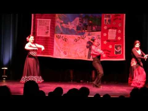 Fresno World AIDS Day 2009 - Flamenco Spanish Arts Society #3