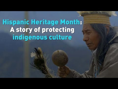 Hispanic Heritage Month: A story of protecting indigenous culture