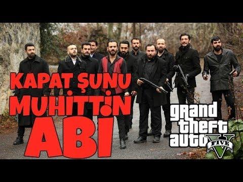 ÇUKUR EVİMİZ İDRİS BABAMIZ - GTA 5