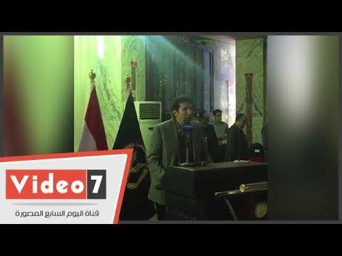 الفنان هانى رمزى: -مصر محفوظة من عند ربنا فى كل الكتب السماوية-  - نشر قبل 6 ساعة