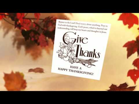 Thanksgiving Craft Sunday School Project - Free Samples - 800-799-0260