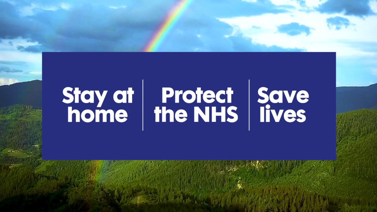 GO Indoors - Stay ay Home - Protect the NHS - Save Lives - YouTube