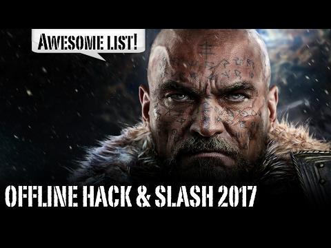 Best Offline Action RPG Hack And Slash For Mobile 2017