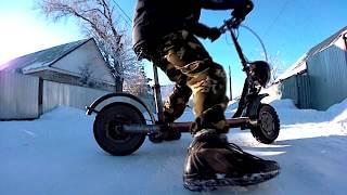 видео Электровелосипед электросамокат гироскутер моноколесо Велоколяски