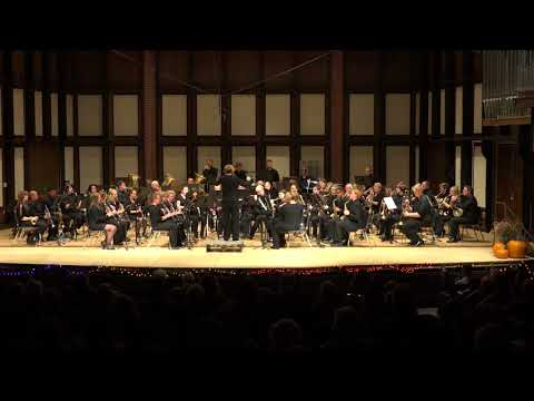 UW River Falls Symphony Band 10 12 2017