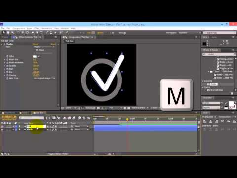 LECTURE 18 ANIMATING TICK BOXES