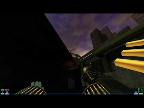 SIN: Wages of Sin - 14 Offshore Nuclear Power Plant - Uncommented Widescreen 60fps