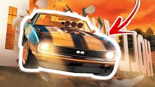 This Game Had the BEST Car Crashes! INSANE POLICE CHASES! - LA Rush Gameplay